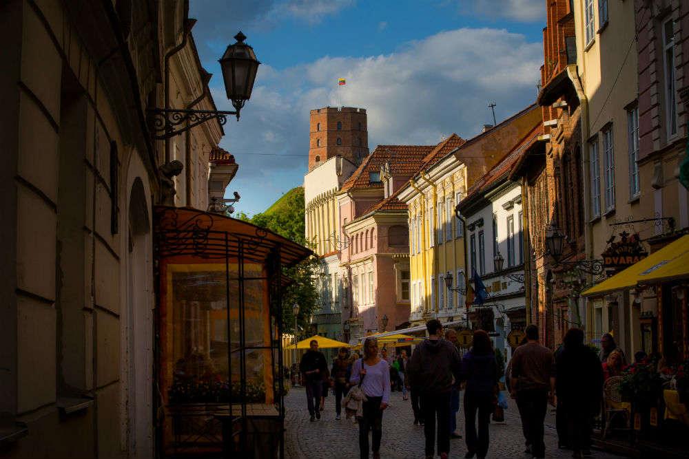 36 hours in Vilnius