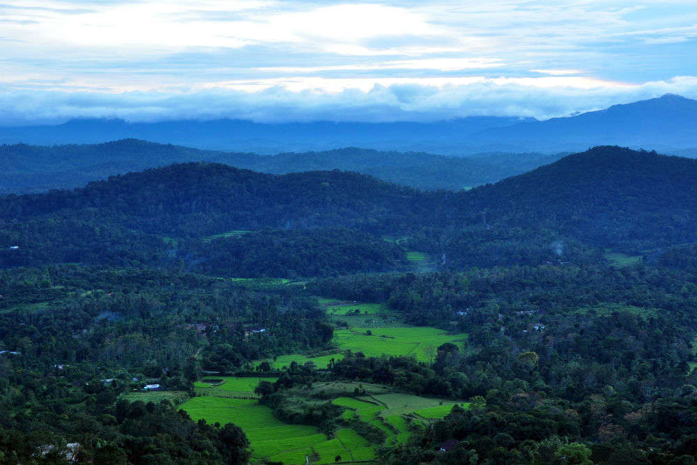 How to reach Coorg