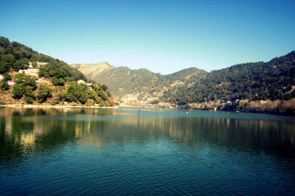 How to reach Nainital