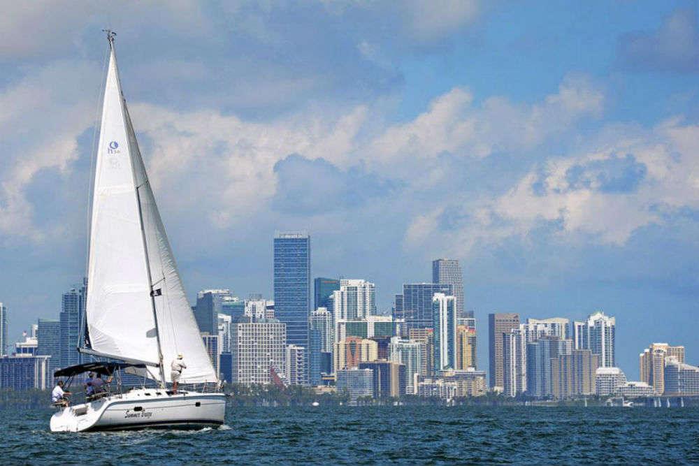 Sun and fun in Miami and the Florida Keys