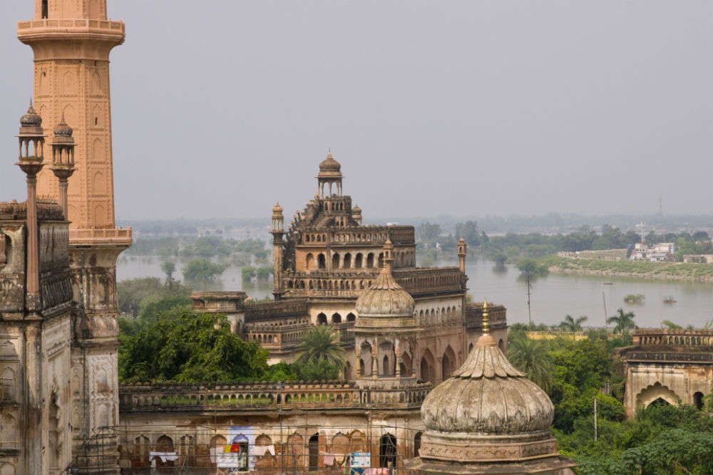 48 hours in Lucknow