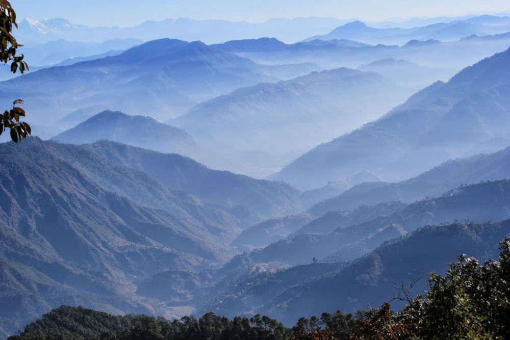 Get spellbound by the vistas of Binsar Wildlife Sanctuary