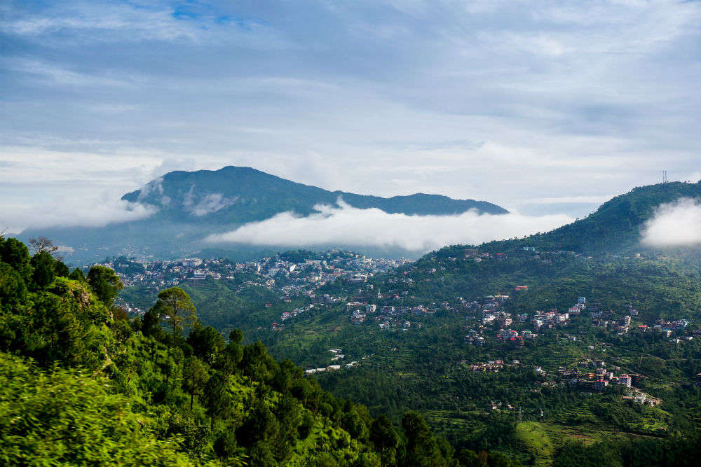 How to reach Shimla