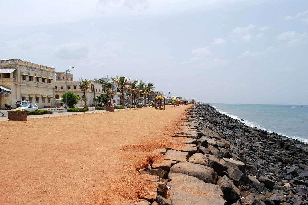 Promenade Beach