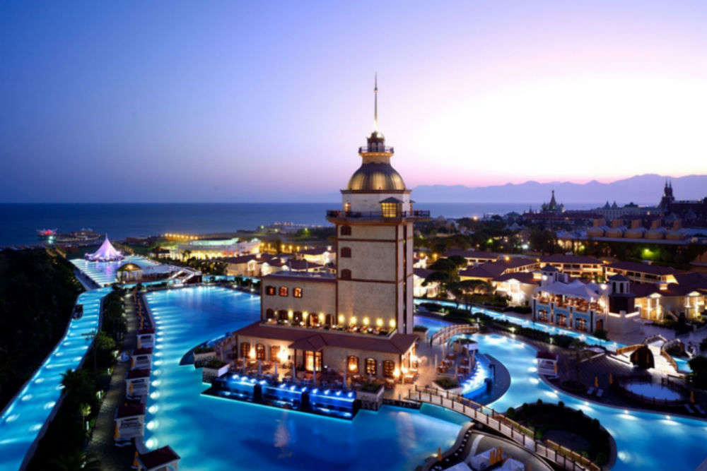 Top 10 attractions in Antalya