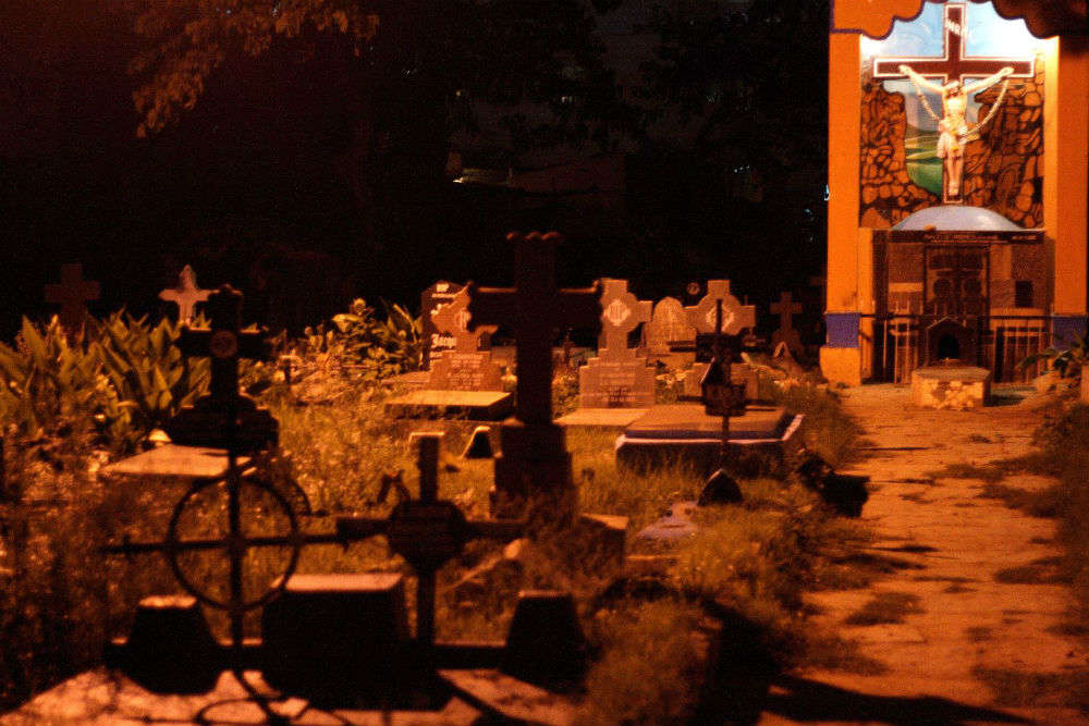 Bangalore's most haunted places that will scare the daylights out of you!