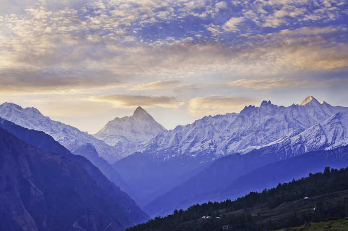 How to reach Auli