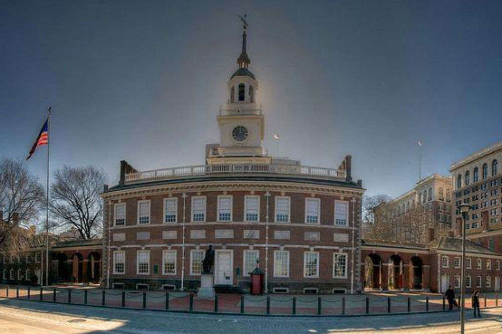 The Liberty Bell vs Independence Hall