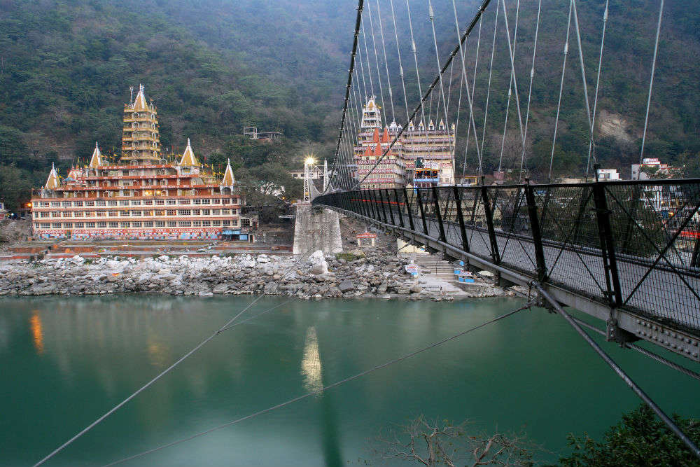 How to reach Rishikesh