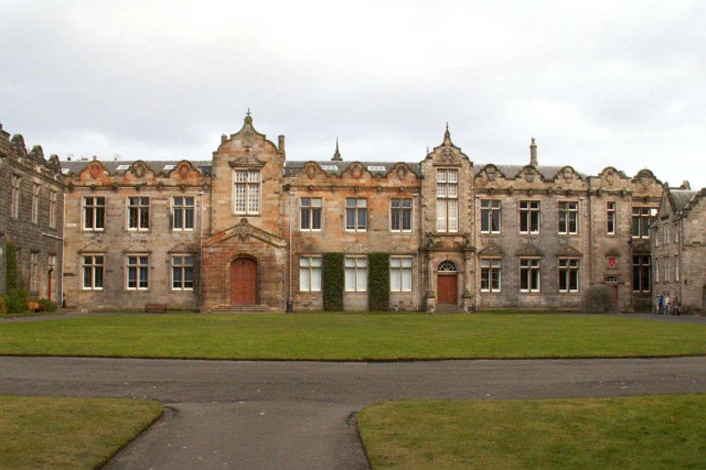 St Salvator's College