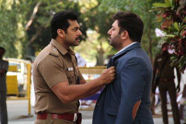 Thani Oruvan Movie Review {4/5}: Critic Review of Thani Oruvan by