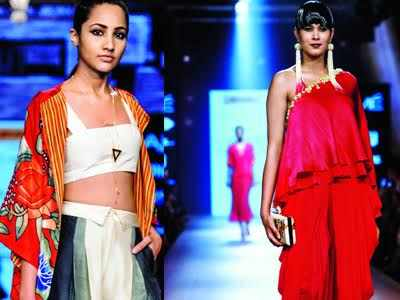 Lakmé FW day 4: Sensuous, trendy and innovative