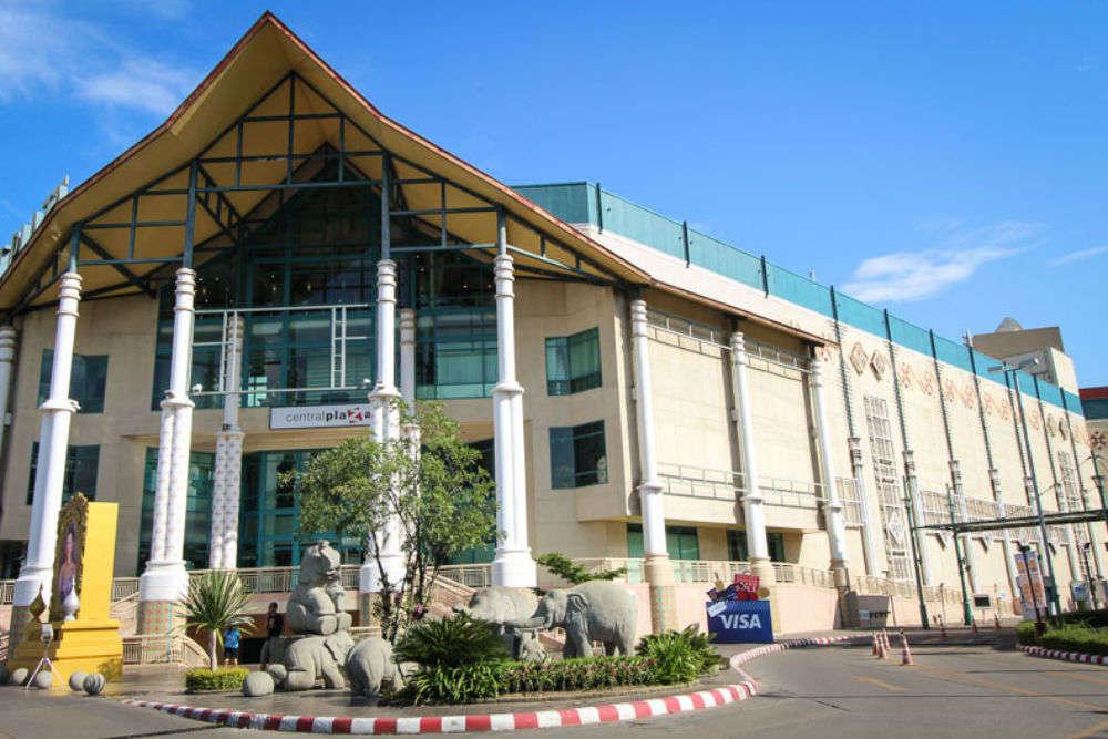 7 shopping malls in Chiang Mai