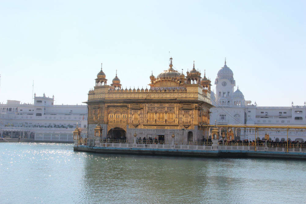How to reach Amritsar