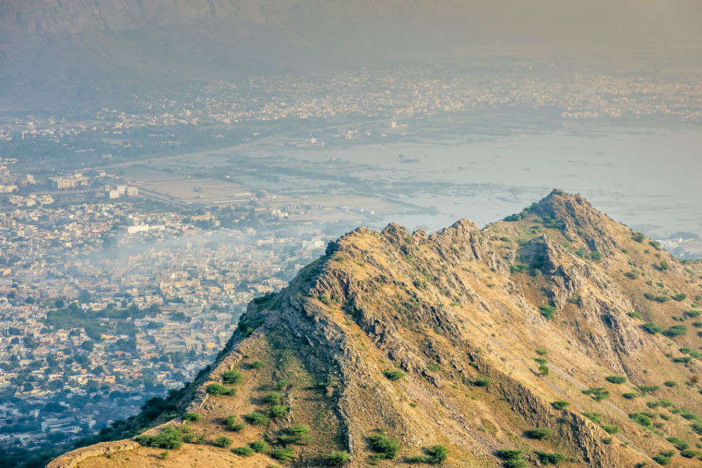 Places of religious importance in Ajmer and Pushkar