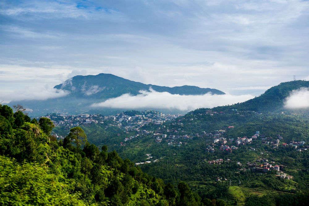 Shimla for backpackers