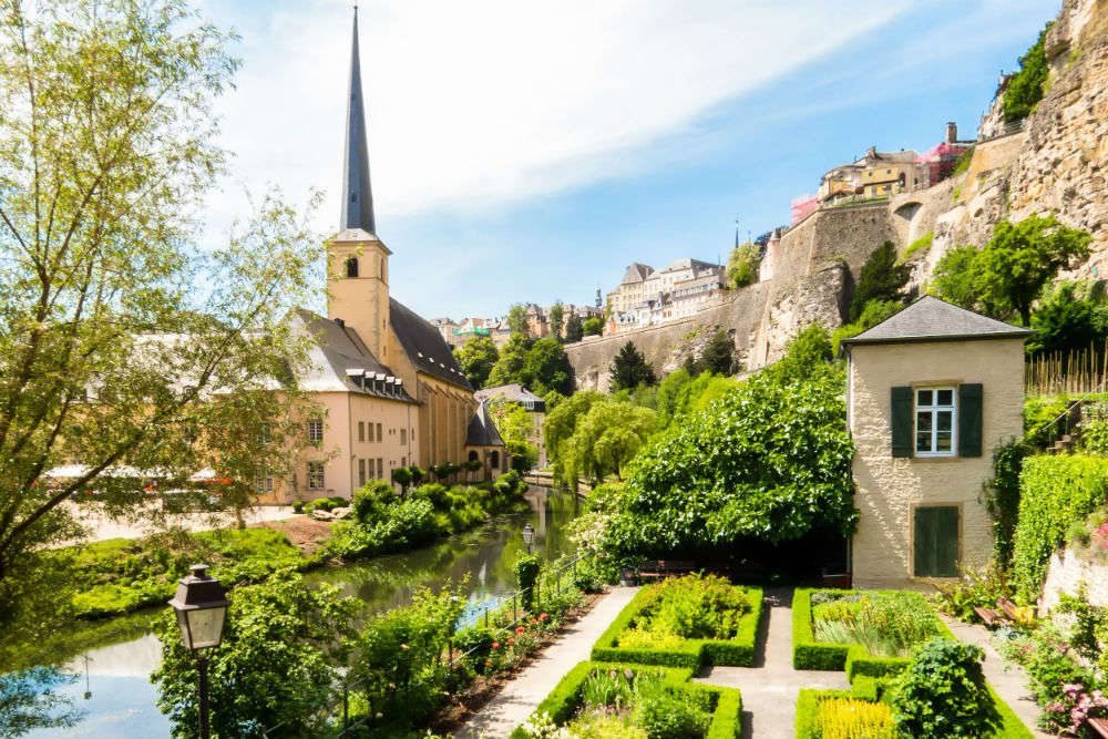5 reasons to visit Luxembourg