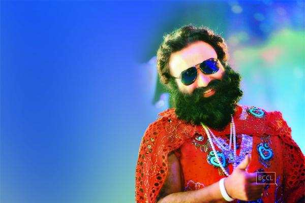 MSG–The Messenger: Gurmeet Ram Rahim has sung in different voices in