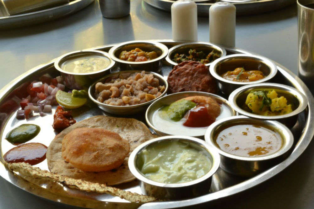 The best Gujarati restaurants in Ahmedabad