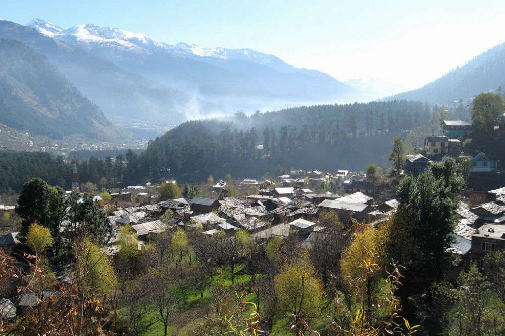 Manali for backpackers