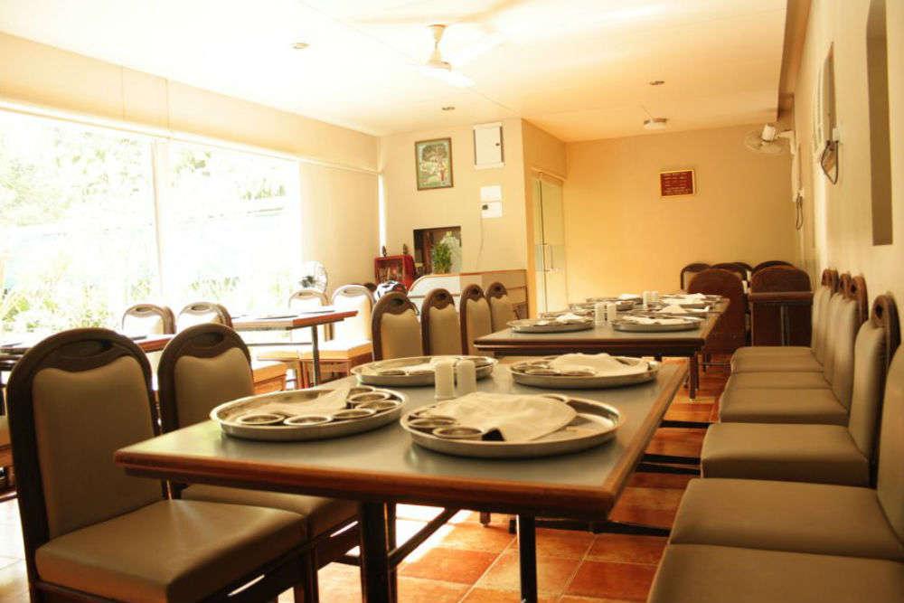 Toran Dining Hall