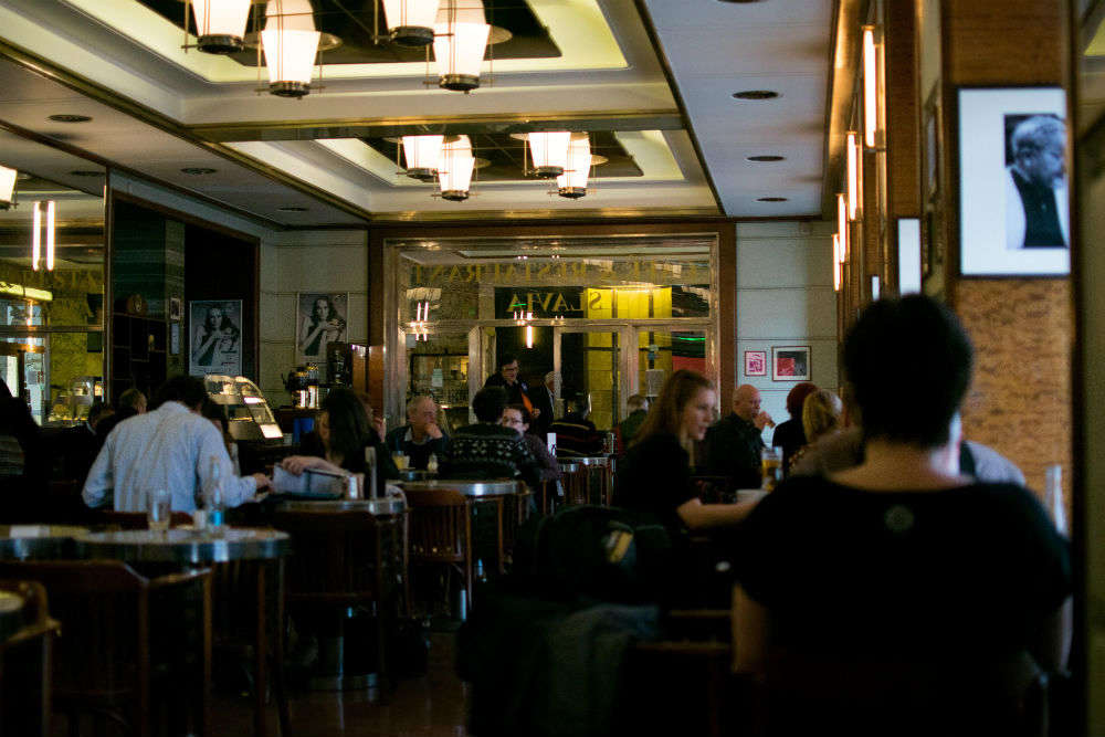 Top 10 historic cafes in Prague