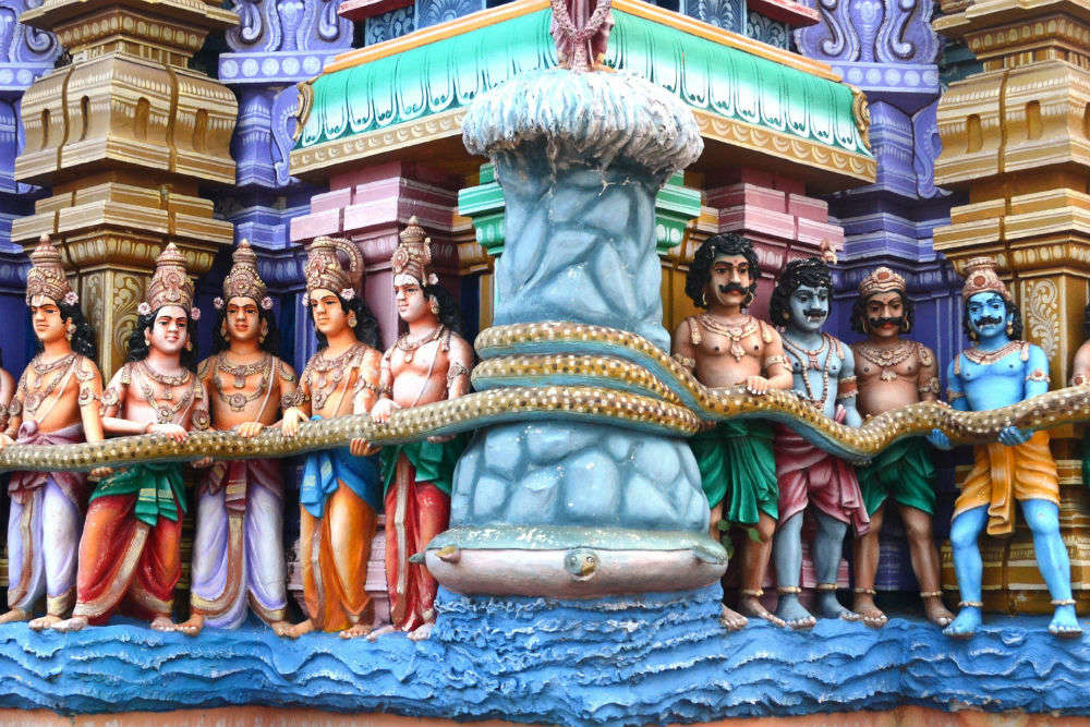 Prominent temples in Chennai