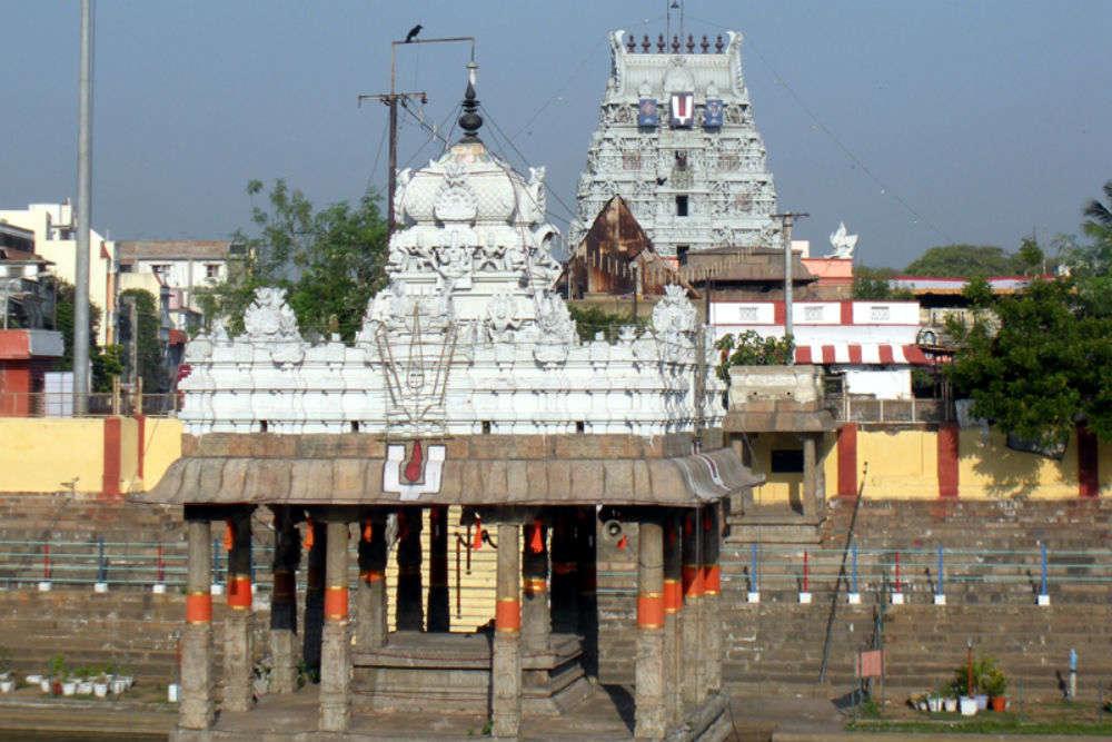 Parthsarthyswamy Temple