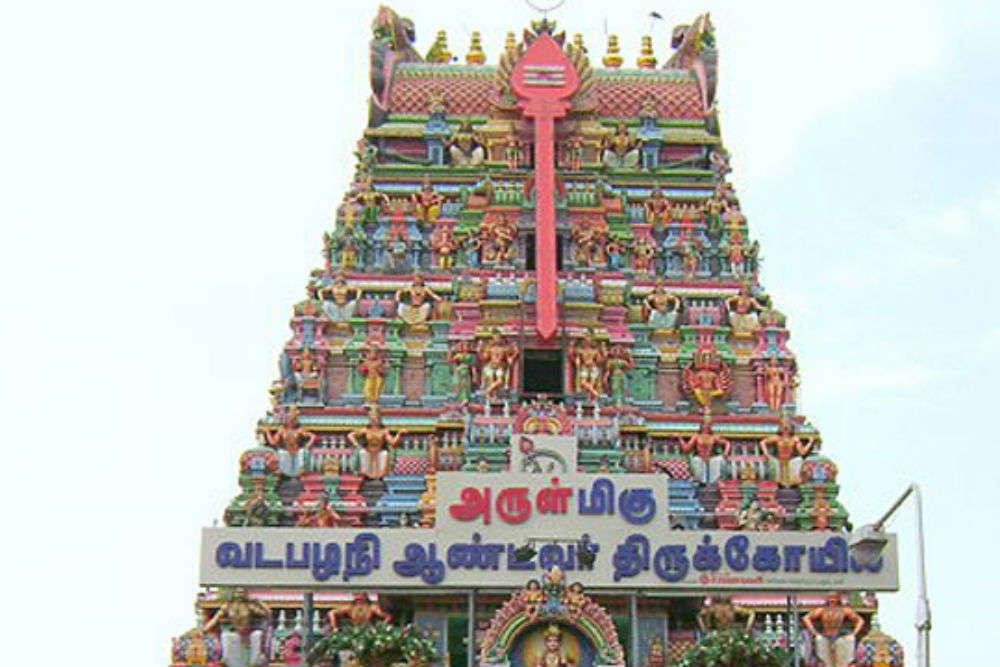 Vadapalani Andavar Temple