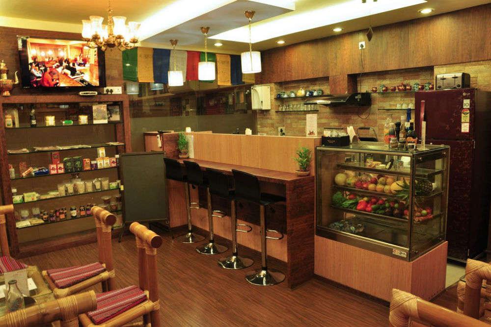Mystic Yoga Cafe