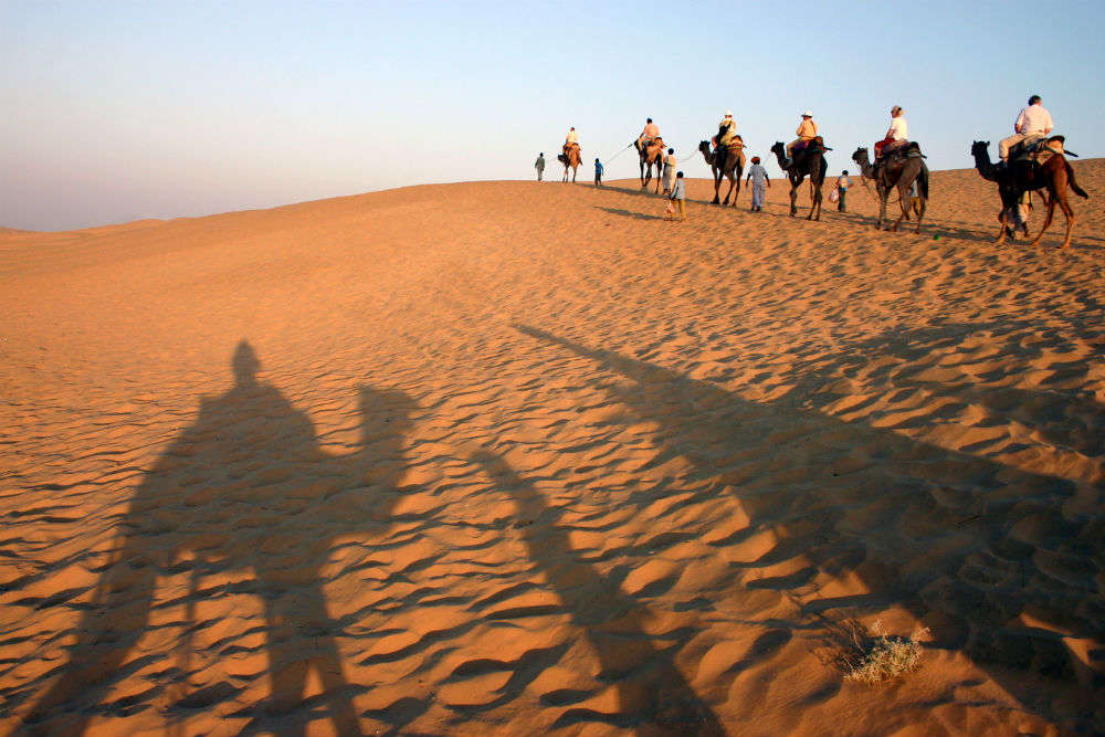 Exploring Khuri: an oasis amidst the arid lands of Rajasthan