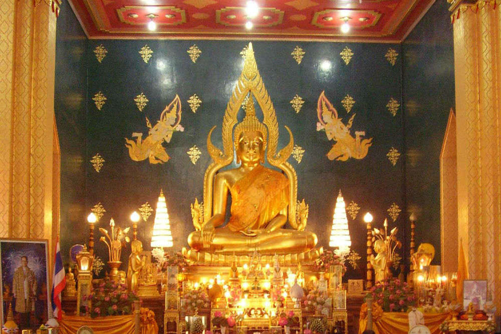 A humble road to the noble truths in India and Nepal