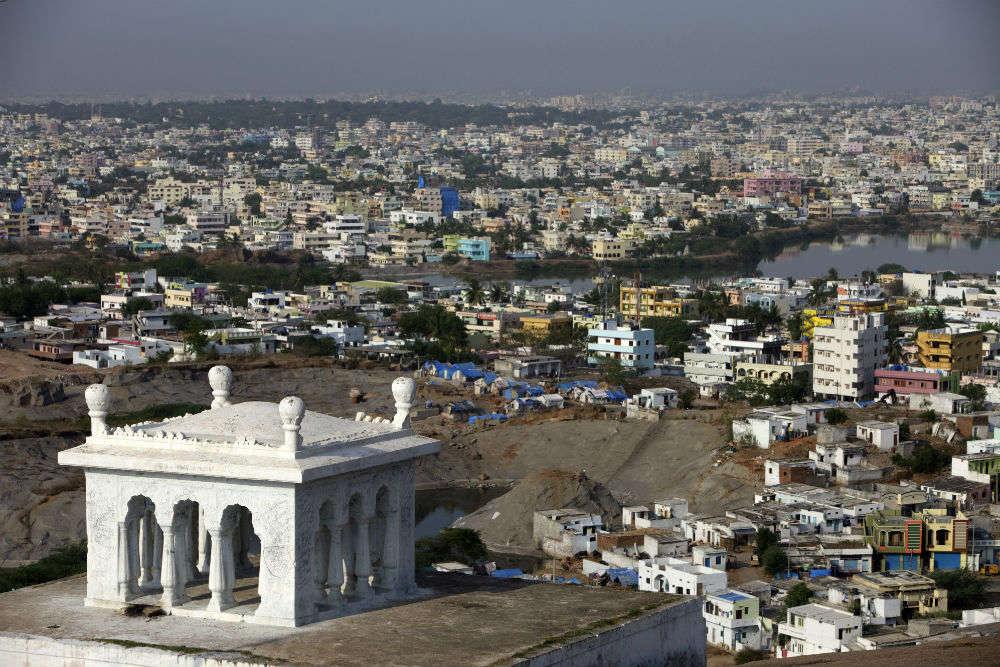 36 hours in Hyderabad