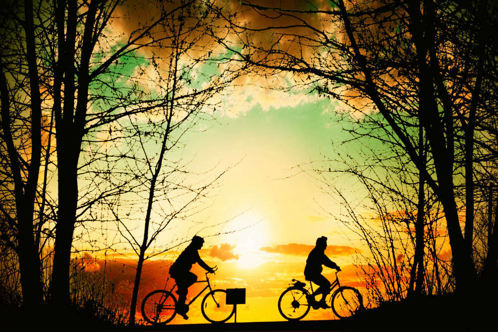 10 cycling hotspots in Delhi