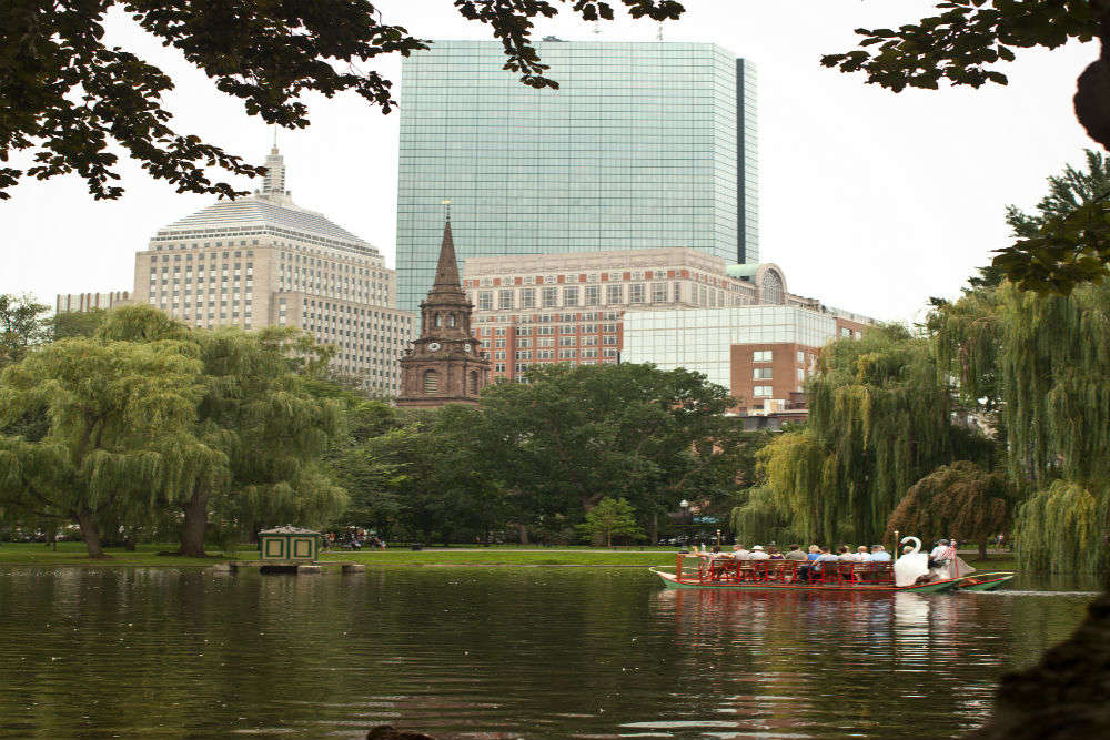 36 hours in Boston
