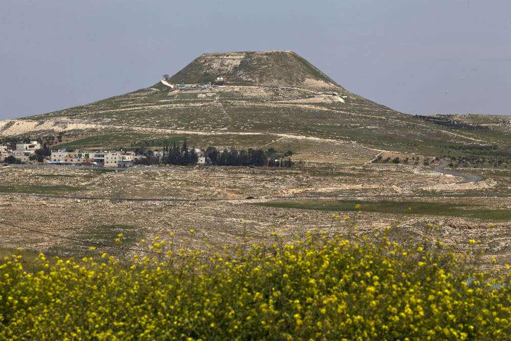 Herod the great's Israel