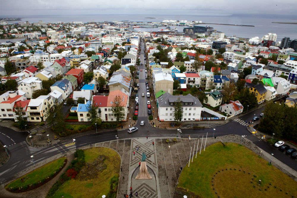 36 hours in Reykjavik, Iceland