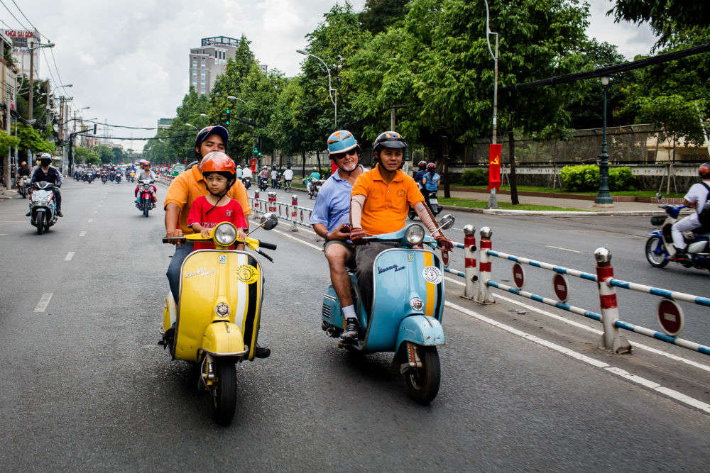 36 hours in Ho Chi Minh City
