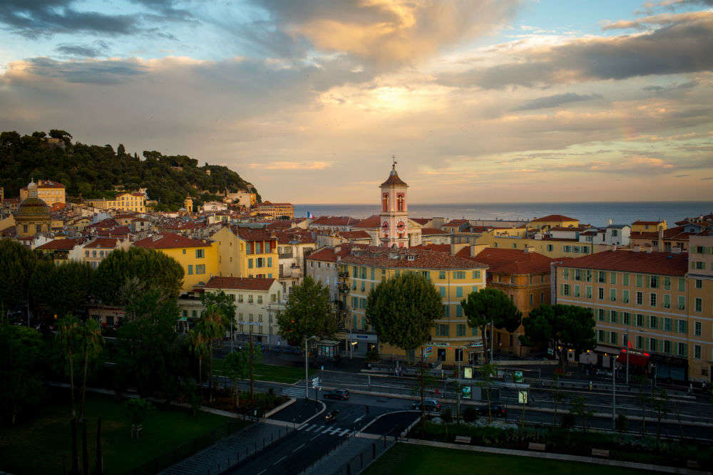 36 hours in Nice