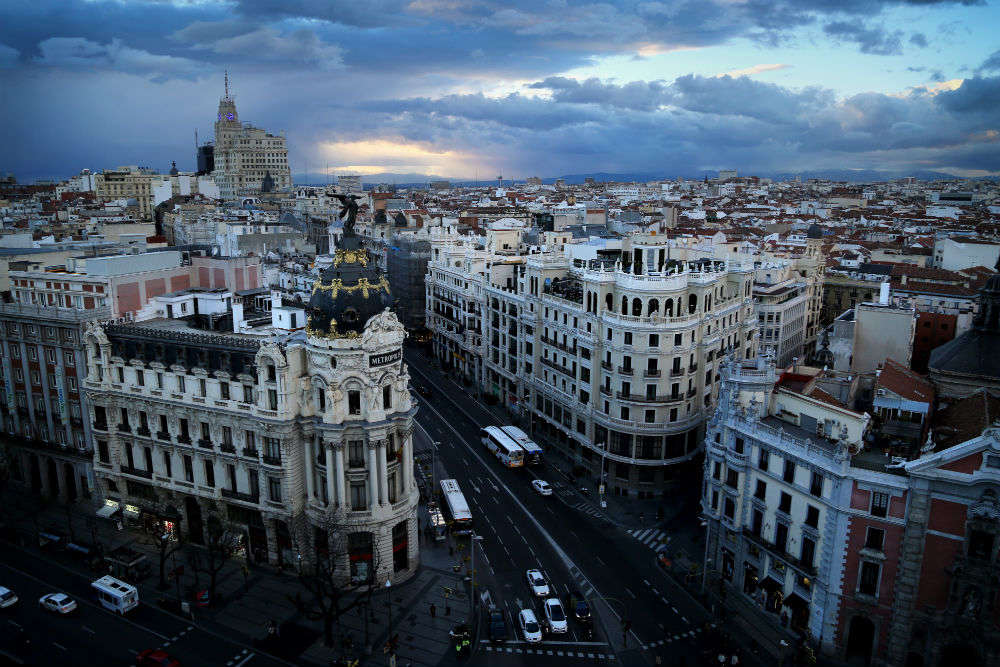36 hours in Madrid