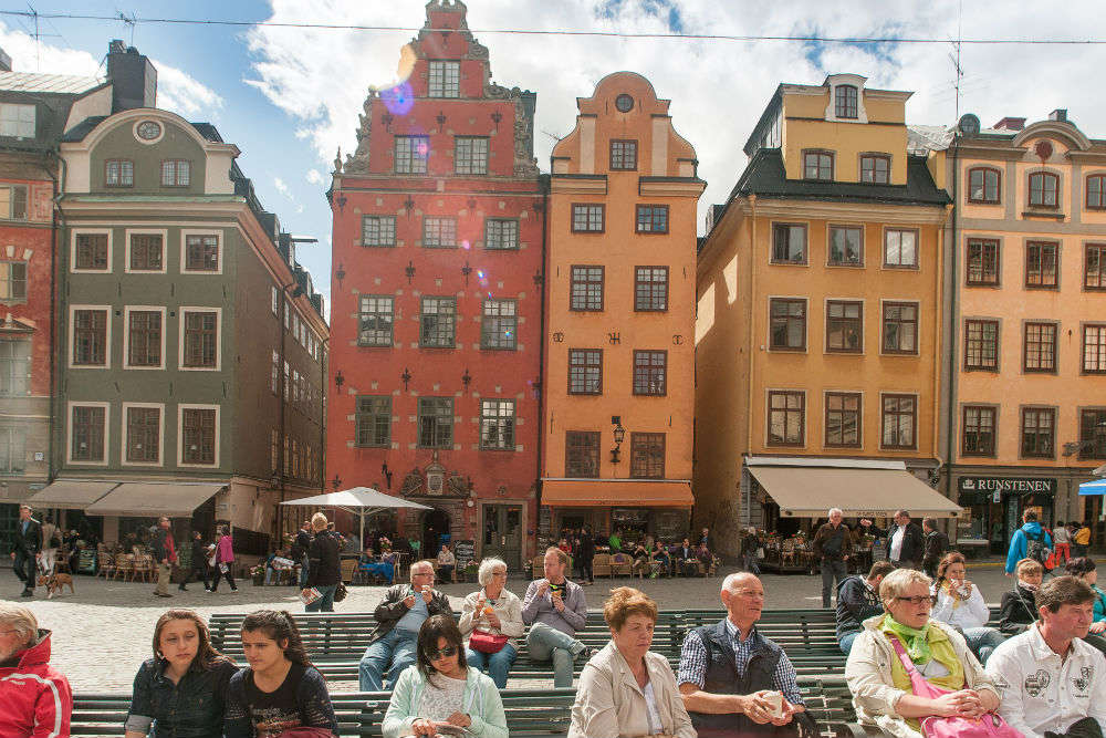 36 hours in Stockholm