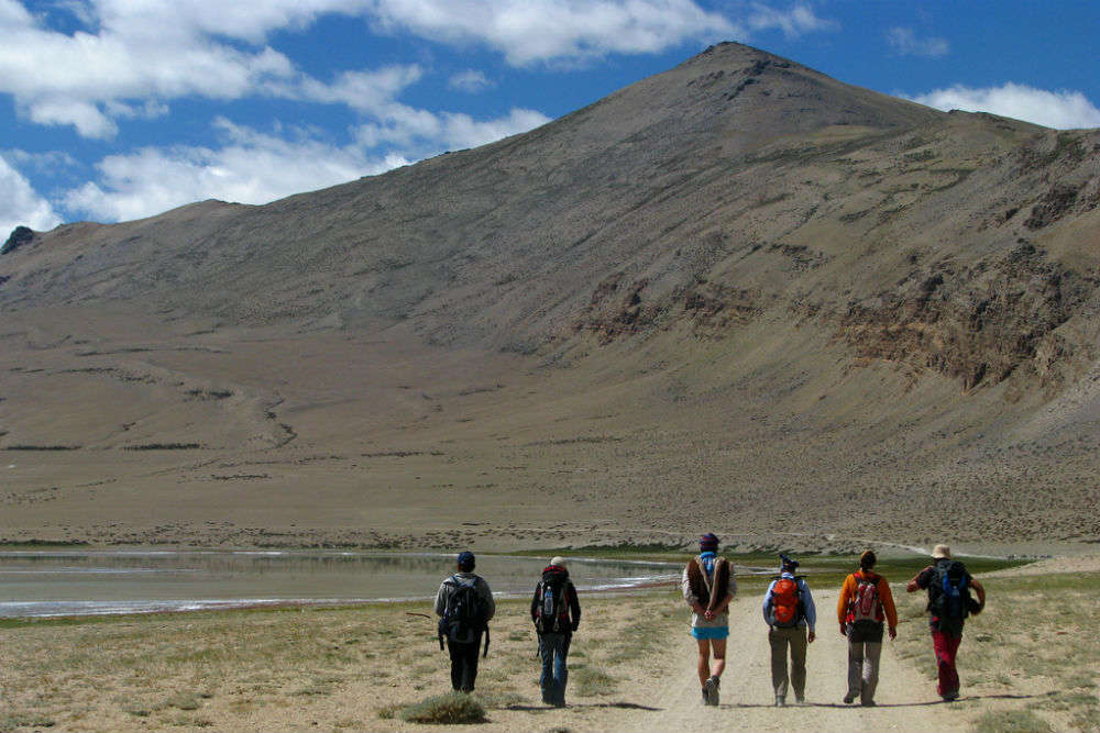 Top 5 picturesque treks in India