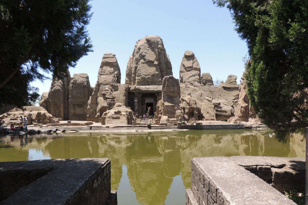 Masroor Temple