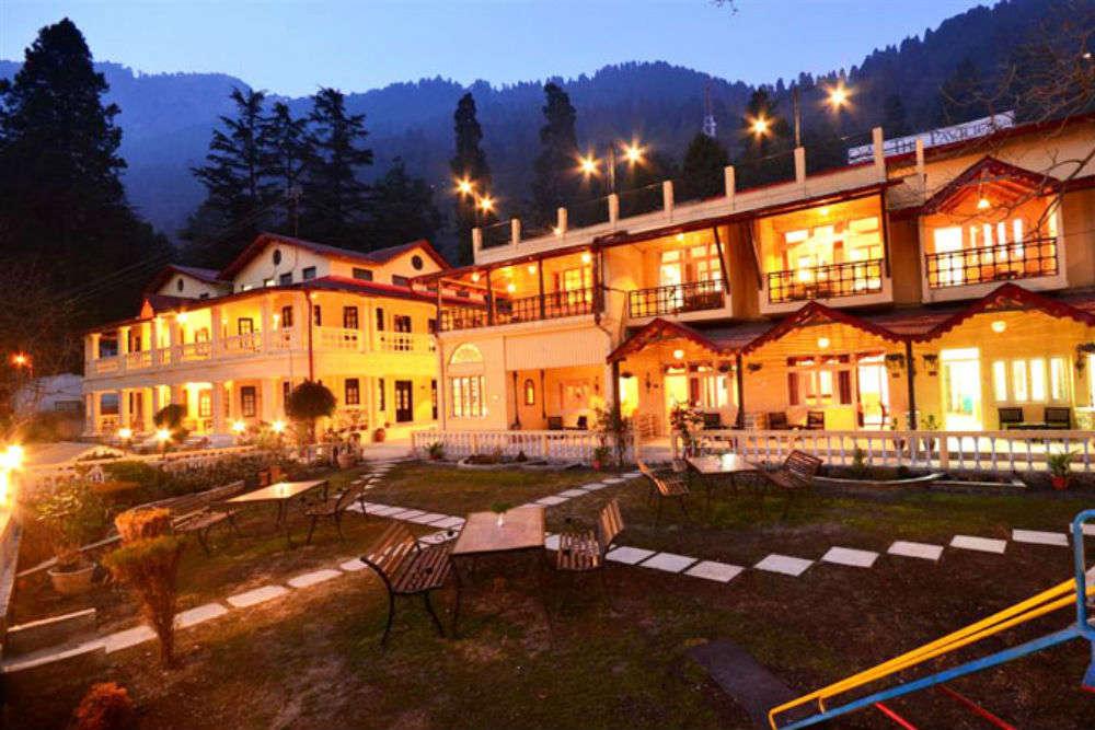 Nainital's top mid-budget hotels