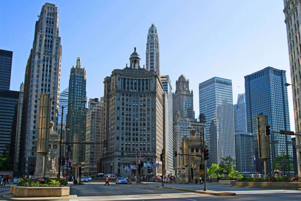 Top 10 Chicago neighbourhoods