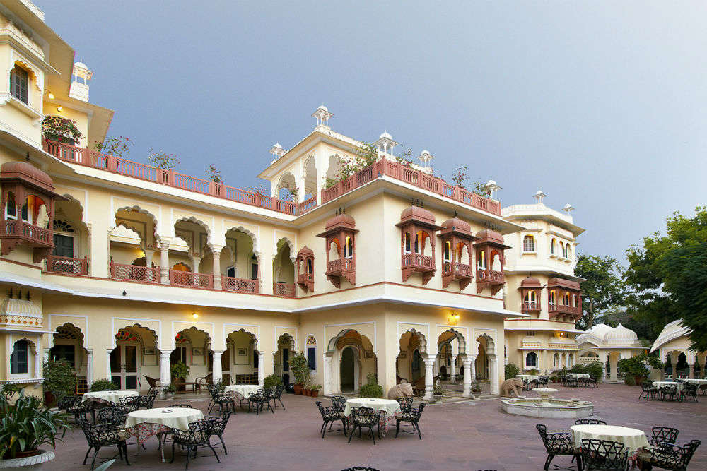 A guide to Jaipur's best heritage boutique hotels
