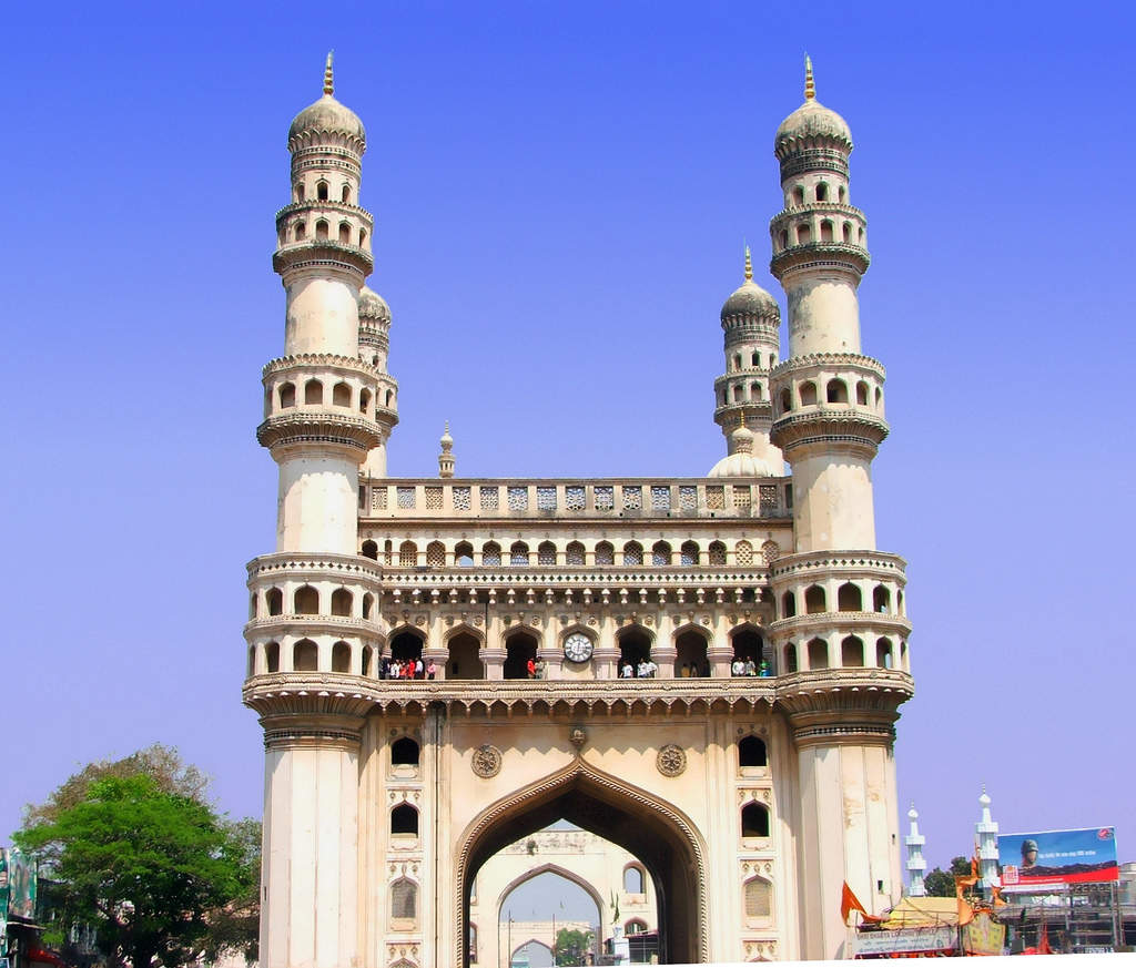 How to reach Hyderabad