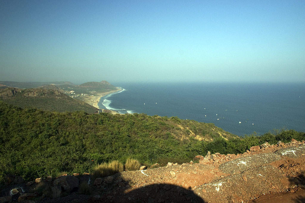 How to reach Visakhapatnam