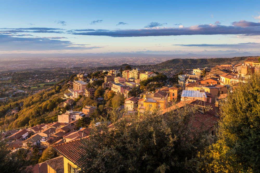 Frascati and Castelli Romani