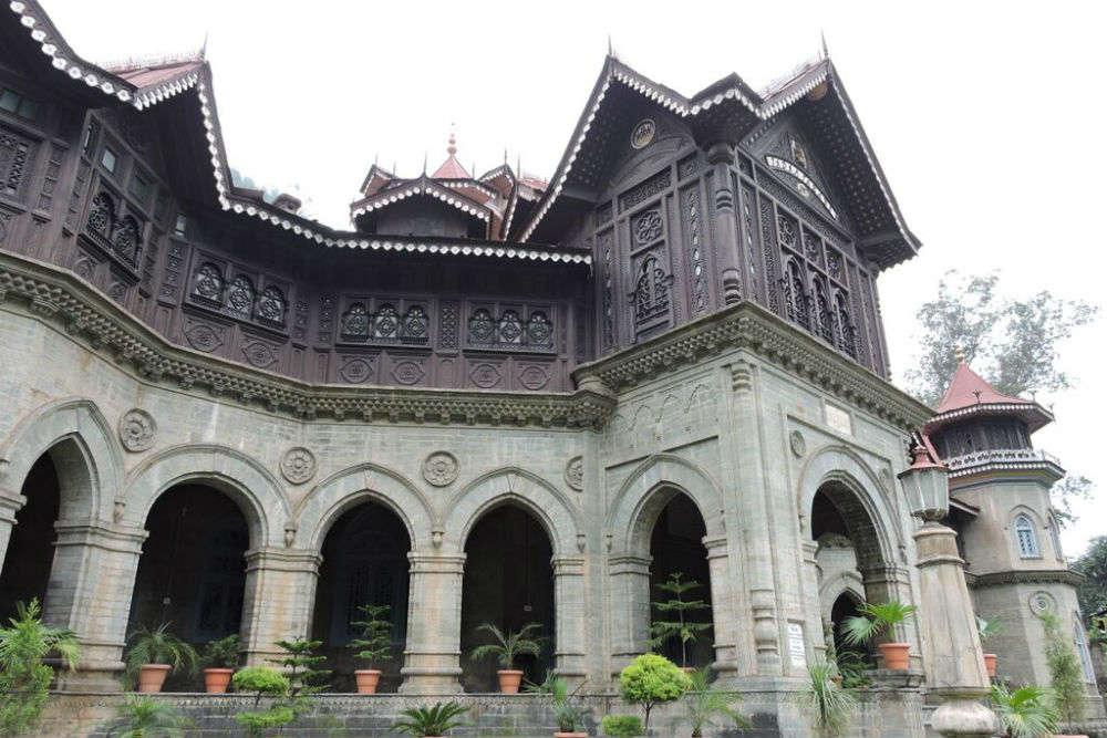 Rampur & its Padam Palace